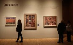 """Don't miss Loren Mozley's fastidious paintings at Dallas Museum of Art"" via dallasnews.com"