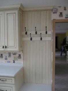 hooks in back hallway  Litt's Plumbing Kitchen
