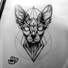 Tattoo cat egyptian pictures 38 Ideas for 2019 Cat tattoo – Fashion Tattoos Sphinx Tattoo, Bastet Tattoo, Hand Tattoos, Small Tattoos, Sleeve Tattoos, Gato Sphinx, Tattoo Sketches, Tattoo Drawings, Egyptian Cat Tattoos
