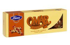 Omar karkit,näitä syömme teen kanssa Cream Candy, Cereal, Sweets, Product Design, Teen, Gummi Candy, Candy, Goodies, Breakfast Cereal