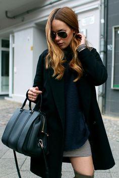 Outfit: Like a Secret Agent (via Bloglovin.com )