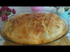 Kahvaltılık Kolay Pratik Börek Tarifi ( Su Böreği Tadında) - YouTube