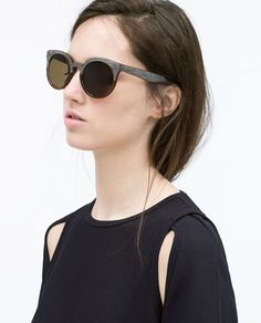 SHORT SLEEVE DRESS - View all - Dresses - WOMAN | ZARA United States