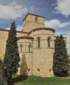 Ábsides románicos - Basílica de San Vicente, Ávila