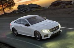 The new Mercedes-Benz E-Class Coupé. Mercedes E Class Coupe, New Mercedes, Mercedes Benz Cars, New E Class, Best Luxury Cars, Samos, Most Expensive Car, Latest Cars, Car In The World