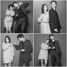 Korean Drama Best, Korean Drama Movies, Korean Actors, Senior Photography, Couple Photography, Cha Eunwoo Astro, Pre Wedding Poses, Pic Pose, Korean Couple