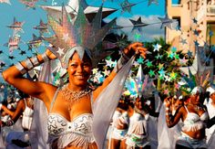 Carnaval in Guadeloupe  Les Iles de la Guadeloupe, French Antilles Caribbean Carnival, Caribbean Art, Pointe A Pitre, Roman Theatre, Union Territory, Palace Of Versailles, How To Speak Spanish, Archipelago, North America