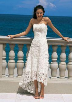 Simple Wedding Dresses For Second Wedding (Source: cocktaildressesblog.org)