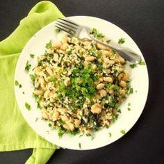Cannelloni Bean and Broccoli Rabe Risotto Recipe - ZipList