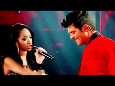 Duets: Robin Thicke and Olivia Chisholm