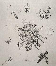 Wassily Kandinsky, Small Worlds X, 1922
