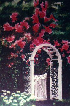 Still Lifes and Gardens by Bernadette E. Kazmarski