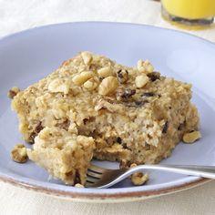 Baked Oatmeal Recipe | MyRecipes