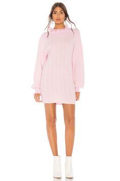 7da6dc9d8a Tularosa Lottie Sweater Dress in Blush Pink Women's Fashion Dresses, Woman  Dresses, Revolve Clothing