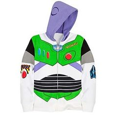 Disney ADULT Shirt - Halloween Costume Buzz Lightyear Hoodie    I need one of my wdw friends to get this for me please :)