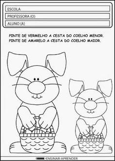 Resultado de imagem para atividades manuais de pascoa para educação infantil