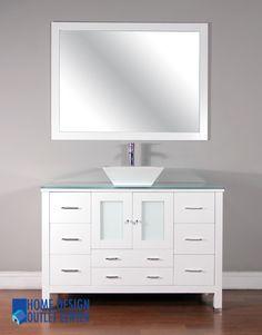 vanities on pinterest modern bathroom vanities  bathroom 48 Inch Bathroom Vanity White Lowe's 48 Inch Bathroom Vanity