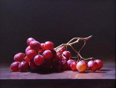 Título desconocido. Ning Lee, pintor realista chino que reside en Nueva York