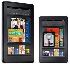 Amazon announces new Kindle Fire HD