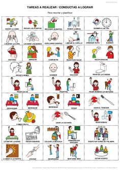 """Me porto bien"" - Sistema de economía de fichas (en formato doc y en … Autism Activities, Montessori Activities, Activities For Kids, Spanish Language, Speech And Language, Spanish Notes, Aspergers, My Tea, Teaching Spanish"