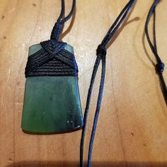 Relashing job on a small toki all done. So important to have a pounamu that can be worn if that is what it is intended for.
