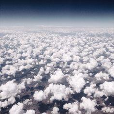Head in the clouds.. #Travel #Clouds #Dream