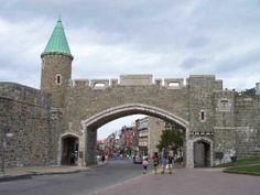St. Jean Gate, Old Quebec