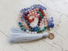 Tassel Necklace, Tassels, Workshop, Beads, Jewelry, Fashion, Pearls, Necklaces, Love