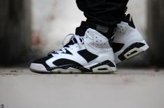 Nickolas Nsfw – Air Jordan 6 Oreo