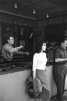 mimbeau:Izis Bidermanas Paris 1950s