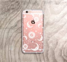 iPhone 6s Case Vintage iPhone 6S Plus Case Moons by casesbycsera