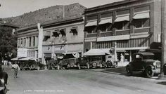 Lyric Theater, circa 1940