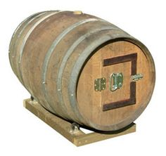 Wine Barrel Composter | Nest In Style