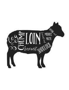 Lamb Free Vintage Butcher Printable MVC.jpg