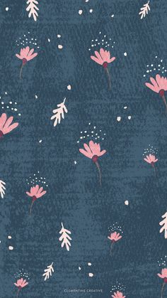 dainty-falling-flowers-iphone-navy.jpg 1,242×2,208 พิกเซล