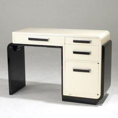 Art Deco Desk Donald Deskey