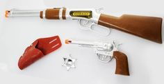 Cowboy Toy SET For kids, great quality tons of fun with sounds and lights by toy guns for kids. $19.99