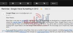 Google Wave or Google Wage?