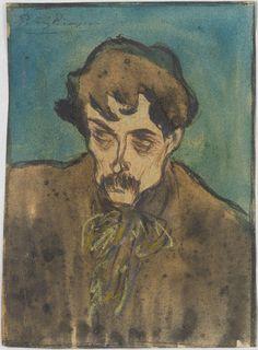 1900-Retrato de Juli Vallmitjana