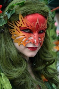 poison hair style 1000 images about masks on mardi gras masks 2354