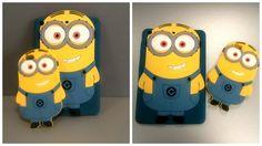 The minions at Quickmobile! Minions, Apple, House, Fictional Characters, Ideas, Art, Apple Fruit, Art Background, The Minions