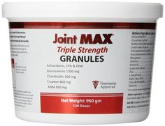 Joint MAX TRIPLE Strength GRANULES 960 gm *** Check out this great product.Note:It is affiliate link to Amazon. #texas