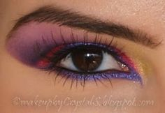 Disney's Alice in Wonderland Cheshire Cat Inspired Makeup