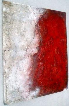 80x100 rot/weiß