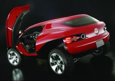 VW TS-A Off-Road Coupe