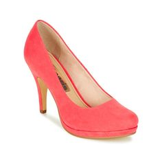 cb7c1769a5d Παπούτσια Γυναίκα Γόβες Tamaris RAMI Corail Outlet, Peeps, Peep Toe, Court  Shoes,