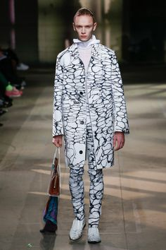 MAN Fall 2018 Menswear Fashion Show Collection