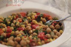 Nohut Salatası Tarifi - Kevser'in Mutfağı - Yemek Tarifleri