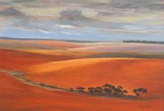 Kunst Portfolio, Provinces Of South Africa, Flora, African, Earth, Landscape, Art Art, Red, Painting