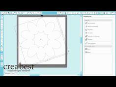 Silhouette Vrijdag: Designer Edition: kopieën draaien  Hoe je in een cirkel dupliceert (350 graden)